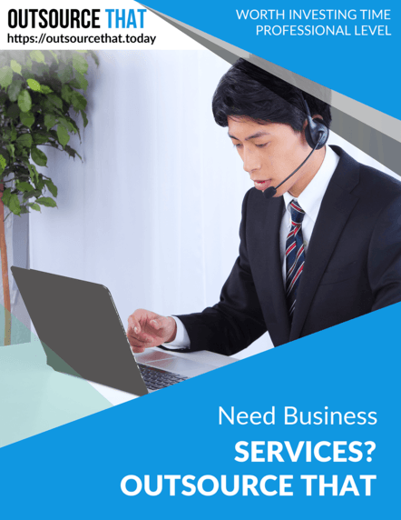Need Business Services Outsource That