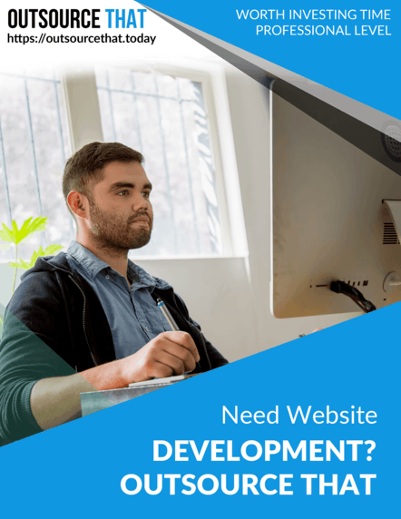 Need Website Development Services Outsource That
