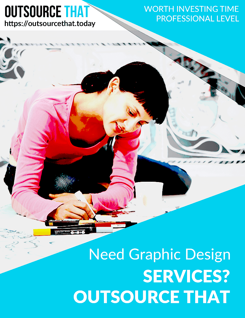 Need Graphic Design Services Outsource That