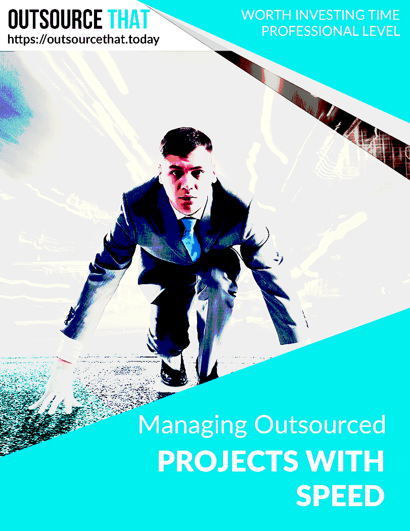 Managing Outsourced Projects with SPEED