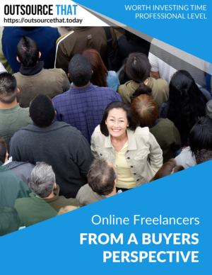 Online Freelancers from A Buyers Perspective