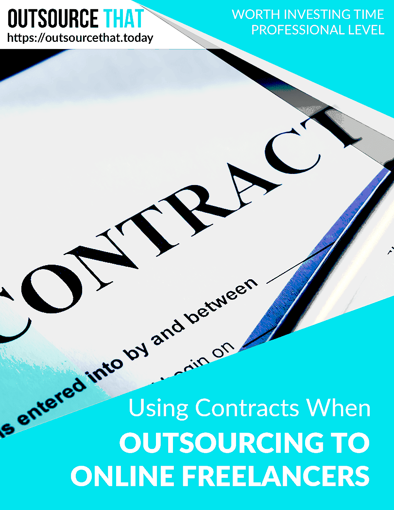 Using Contracts When Outsourcing to Online Freelancers