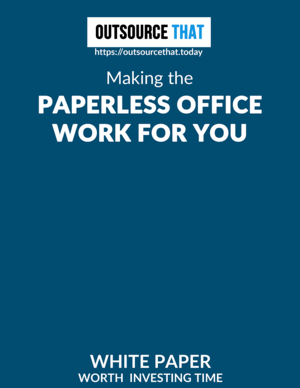 Making the Paperless Office Work for You