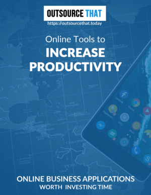 Online Tools to Increase Productivity