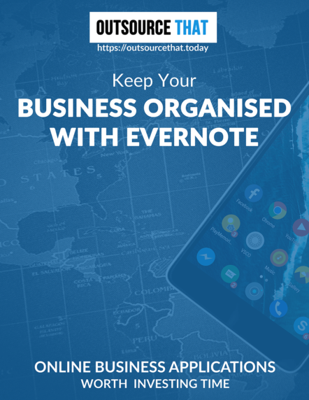 Keep Your Business Organized with Evernote