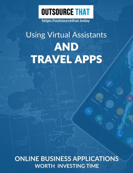 Using Virtual Assistants and Travel Apps