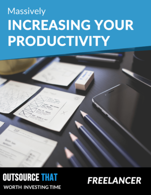 Massively Increasing Your Productivity