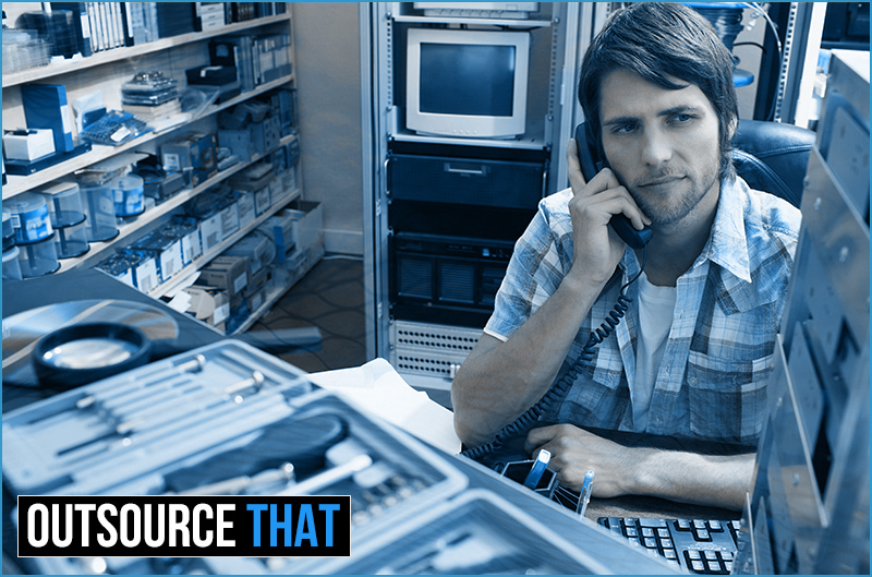 Information Technology Outsourcing Definition