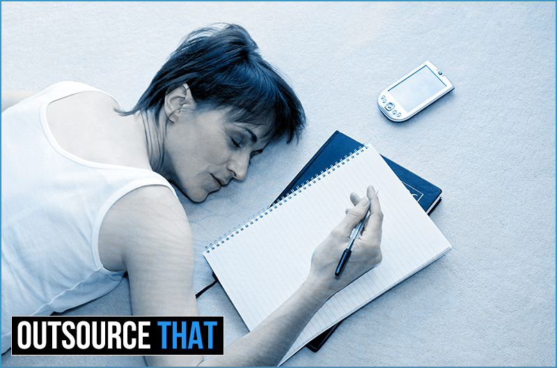 Outsource Writing Services