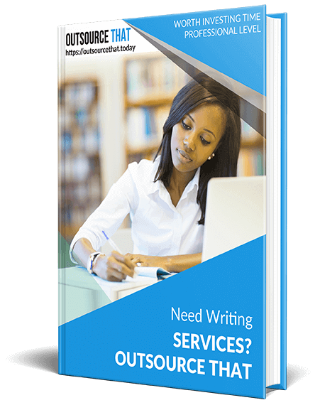 Need Writing Services Outsource That