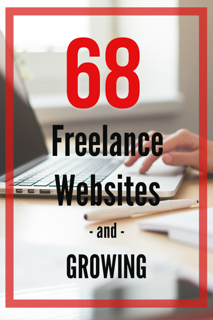 68 Freelance Websites