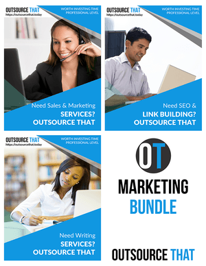 Outsource That - Marketing Bundle