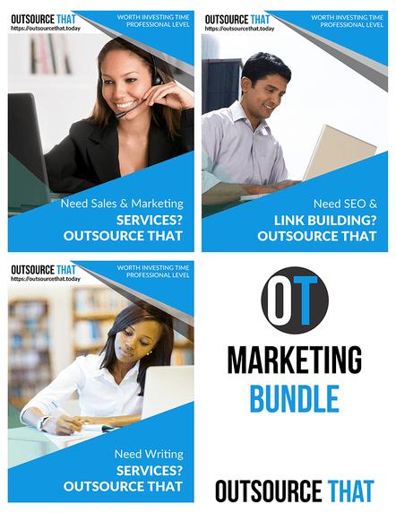 Outsource That - Marketing Bundle